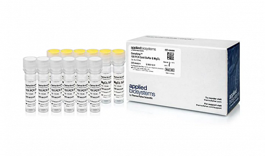 Буфер GeneAmp 10X PCR Gold Buffer & MgCl₂