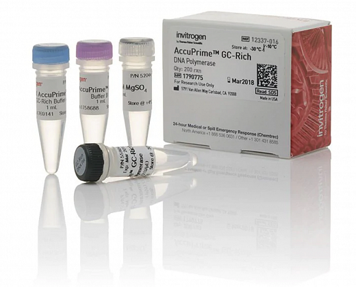 ДНК-полимераза AccuPrime GC-Rich DNA Polymerase